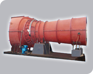 Static Blade Adjustable Axial-Flow Fan